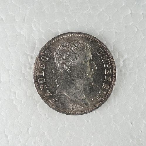 フランス 1フラン銀貨