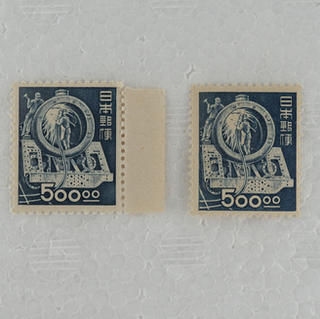 昭和切手(産業図案切手)