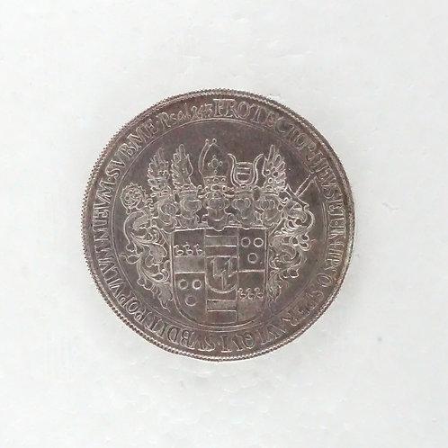 ドイツ ミュンスター 2ターラー銀貨