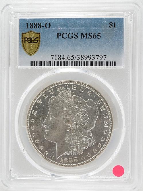 アメリカ 1ドル銀貨 1888