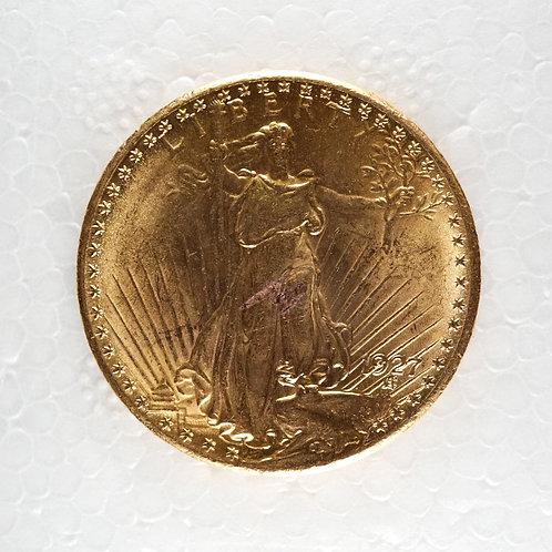 アメリカ20ドル金貨 1927