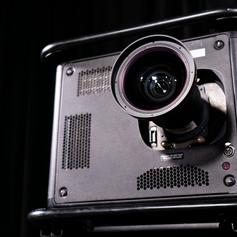 Barco 20k projector