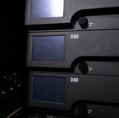 D&B D80 RACK