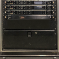 Shure Axient Wireless Rack