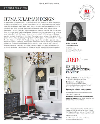 Luxe Red Award 2020