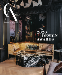 CA HOME Design Cover 2020