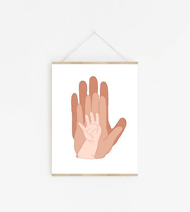 print || hands
