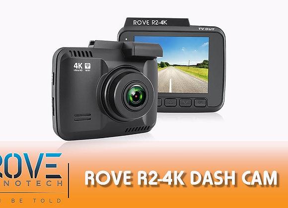 Rove R2-4K Dash Cam - $25 per ticket