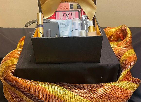 Estee Lauder Gift Basket w/ Gift Card - $100 for 5 tickets