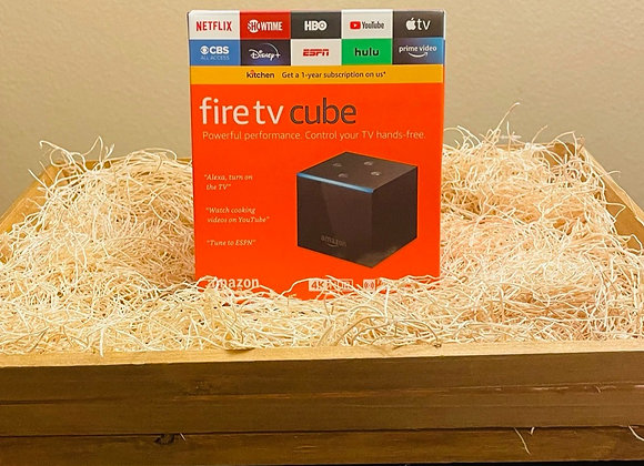 Amazon Fire TV Cube - $100 for 5 tickets