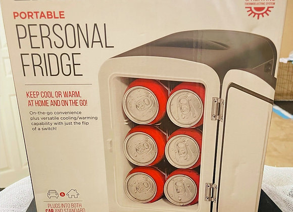 Chefman Mini Portable Fridge - $100 for tickets