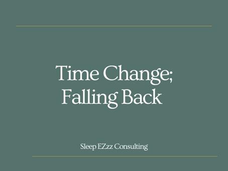 Time Change! (Fall Back)