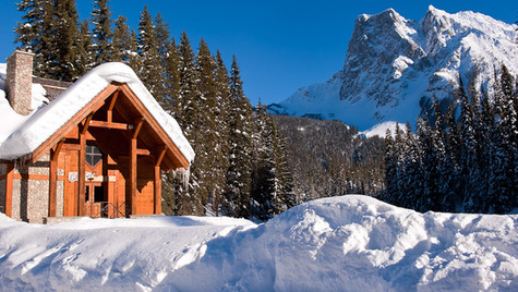 A Winter's Retreat