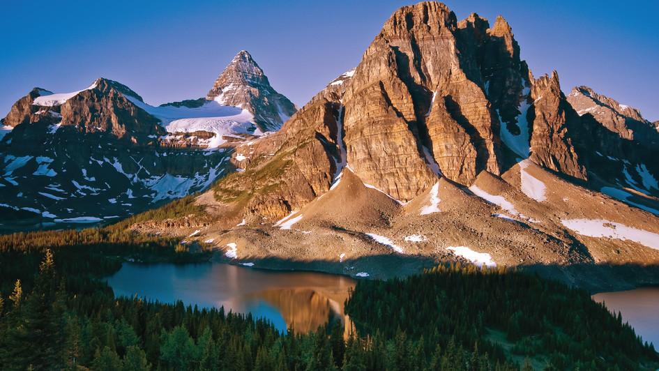 Sunburst Peak