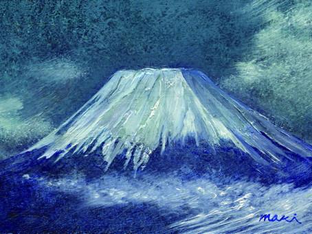 「風の大地」松沢真紀 油絵・水彩画展