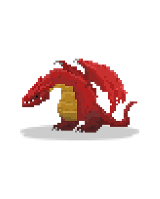 haunted house dragon
