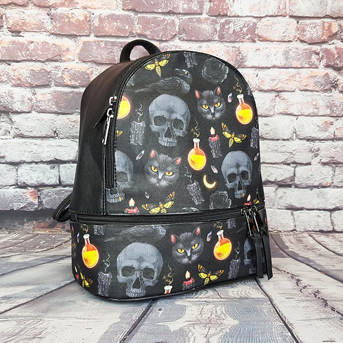 Dark Witchy Backpack