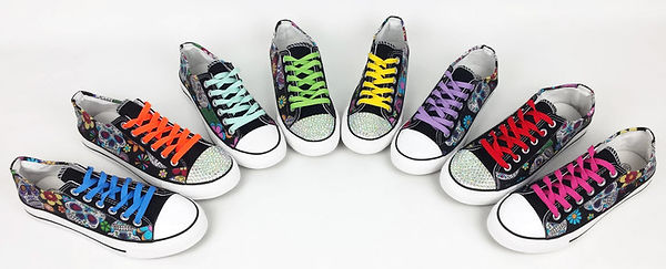 Sugar skull, day of he dead, shoes, sneakers, women shoes, rockablly, custom shoes