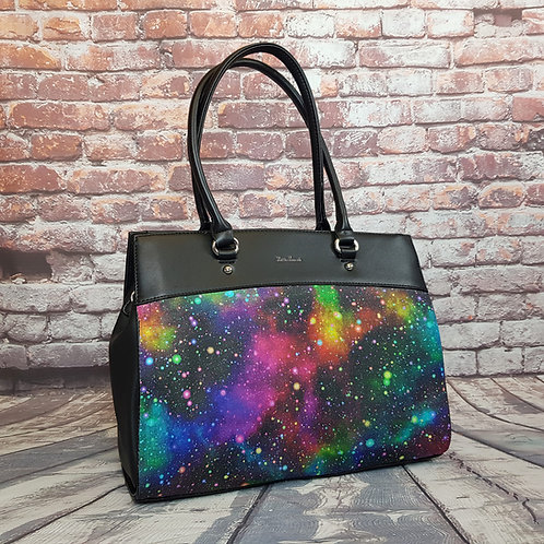 Galaxy large shoulder bag