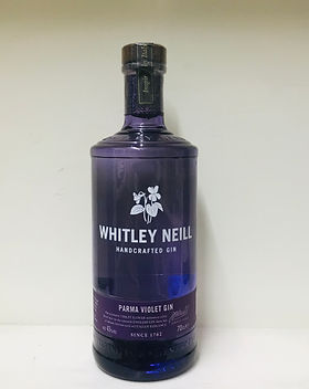 Whitley Neill Parma Violet Gin 70cl - 43