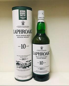 12 Laphroaig 10 Yr Old 70cl - 40%.jpg