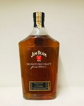 2 Jim Beam Signature Craft  70cl - 43% (