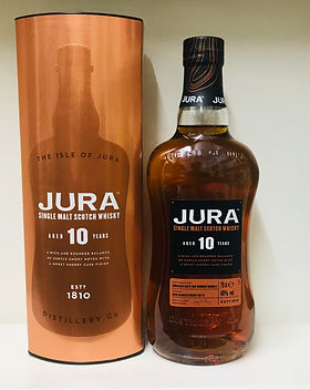 10 Isle of Jura Origin 10 Yr Old 70cl -