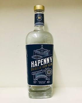 32 Ha'Penny Dublin Dry Gin 70cl - 41%.jp