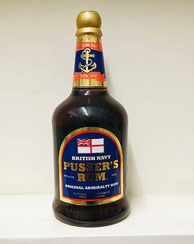 18 Pussers Blue Navy Rum 70cl - 40%.jpg