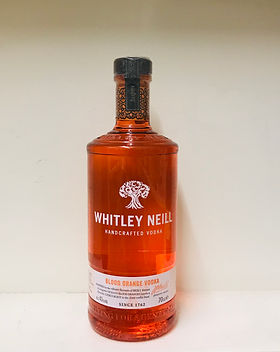 18 Whit Neill Blood Orange Vodka 70cl -