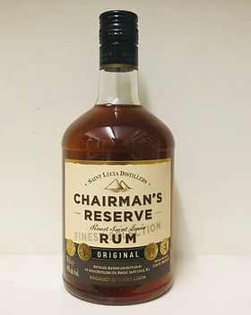 10 Chairmans Reserve St Lucia Rum 70cl -