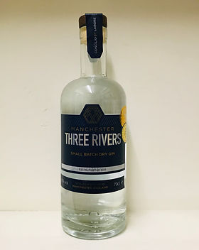 14 Manchester Three Rivers Gin  70cl - 4