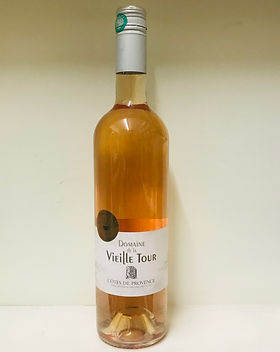 1 Domaine de la Vieille Tour Rose 75cl.j