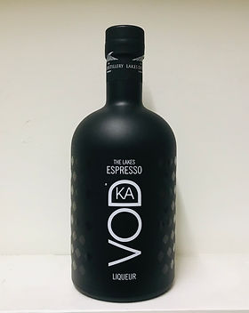 The Lakes Espresso Vodka Liq 70cl - 25%.