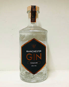 13 Manchester Signature Gin 70cl - 42%.j