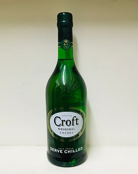 Croft Original Pale Cream Sherry 75cl.jp