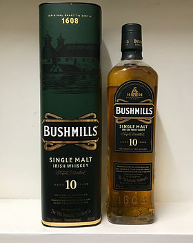 Bushmills 10 Yr Old Irish Malt 70cl - 40