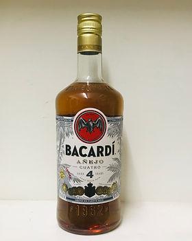 7 Bacardi Anejo Cuatro 70cl - 37.5%.jpg