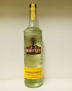 34 J.J Whitley Elderflower Gin 70cl - 38
