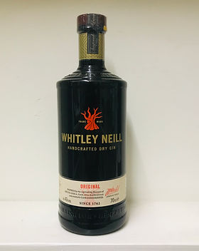 Whitley Neill Handcraft Dry Gin 70cl - 4