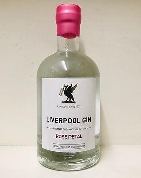 10 Liverpool Rose Petal Gin 70cl - 43%.j