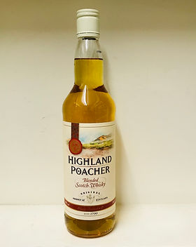 C Highland Poarcher Whisky 70cl.jpg