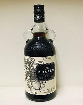 16 The Kraken Black Spiced Rum 70cl - 40