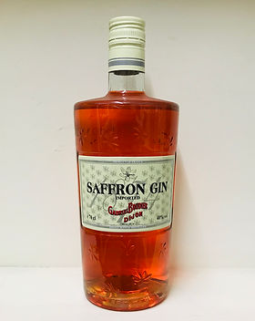 33 Saffron Gin Gabriel Boudier 70cl - 40