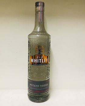 10 J.J Whitley Potato Vodka 70cl - 38.6%
