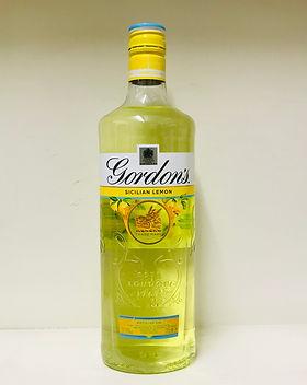 30 Gordons Sicilian Lemon Gin 70cl - 26%
