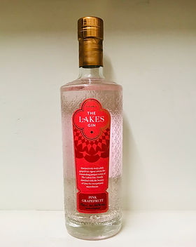 42 The Lakes Pink Grapefruit Gin 70cl -