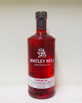 Whitley Neill Raspberry Gin 70cl - 43%.j