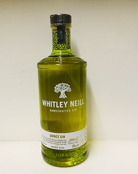 54 Whitley Neill Quince Gin 70cl - 43%.j