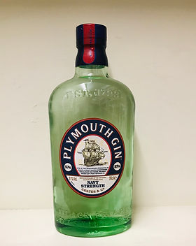 30 Plymouth Navy Strength Gin 70cl - 57%